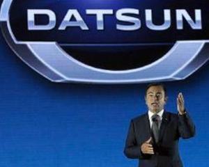 Noul Datsun low-cost, produs in Rusia, va fi scos pe piata