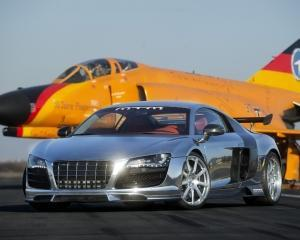 Cum arata noua supermasina Audi TT
