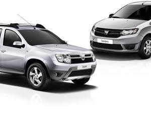 Cum isi face reclama Dacia in Marea Britanie