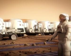 Cum va fi construita prima baza umana de pe Marte