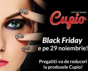 Avantaj femei: Cupio participa la Black Friday