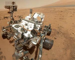 Marte a avut rauri de apa in timpuri antice. S-a confirmat!