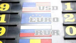 Guvernul a cazut, iar cursul valutar a explodat a doua zi