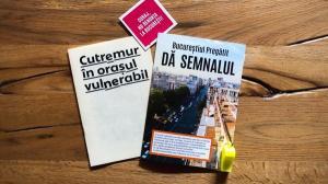 Fundatia Comunitara Bucuresti a lansat Bucurestiul Pregatit, un fond de finantare pentru cutremur si alte dezastre majore