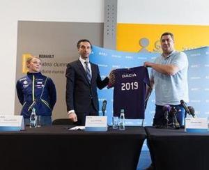 Dacia a devenit partener al Federatiei Romane de Handbal