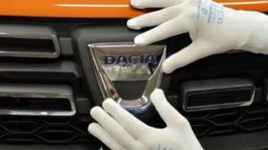 Ajutoare de stat de 358,6 milioane de lei pentru Dacia si pentru alte firme din industria auto