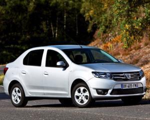 Dacia a vandut cu 16,4% mai multe automobile in UE
