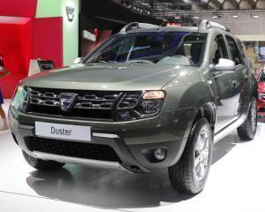 Dacia a vandut masina cu numarul 10.000 si a cucerit Marea Britanie