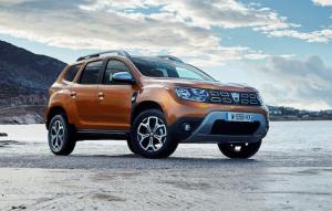 Dacia Duster primeste o editie speciala limitata: connected by Orange