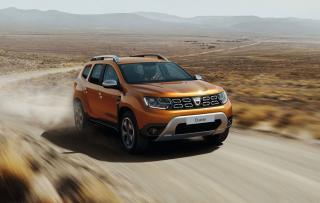 Dacia Duster va primi o versiune imbunatatita in 2021