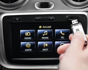Dacia, masina oficiala a KINOdiseea