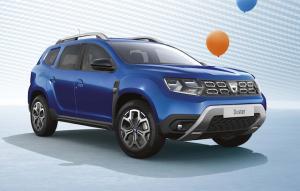"Dacia lanseaza editia speciala ""15 Years"" pentru modelele Duster si Sandero Stepway"