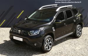 Dacia lanseaza o noua editie speciala pentru Duster - Black Collector