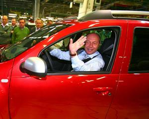 Tensiuni la Dacia: Peste 10.000 de persoane au protestat la Mioveni