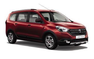Dacia pregateste un nou SUV cu sapte locuri