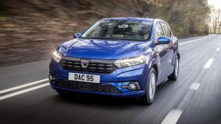 Dacia Sandero, a treia cea mai bine vanduta masina in Europa in luna ianuarie