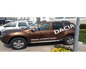 Dacia sustine a 37-a editie a Simfoniei Lalelelor
