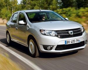 Dacia vinde tot mai multe masini in Marea Britanie