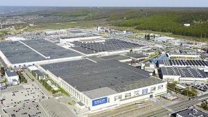 Renault Romania prelungeste perioada de intrerupere a productiei la uzina din Mioveni