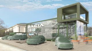 Apare Dacia cu 7 locuri, in premiera mondiala, la Salonul International al Automobilului de la Munchen