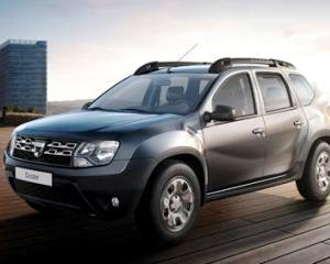 Dacia, tot mai mare in Europa: Cota de piata a crescut in luna mai