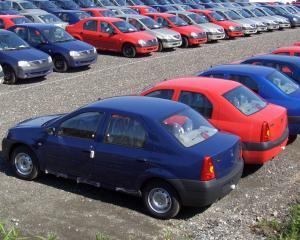 Statul a avut peste 270 de contracte de cumparare masini, in 2013