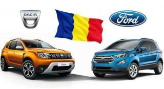 Septembrie 2020, luna revenirii productiei auto. Dacia si Ford au produs 57.846 de autoturisme, in crestere cu aproape 56%