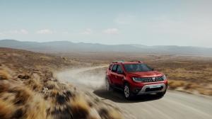 Dacia testeaza piata din Romania cu seria limitata Transversala Techroad