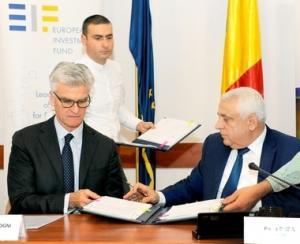 Acord de finantare de 126 milioane euro pentru fermierii romani