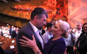 PREDAREA STAFETEI IN PSD: Ciolacu: Pe mine ma cheama Ciolacu, nu Dragnea / Dancila: Nu colegii mi-au scris demisia