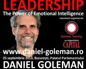 Daniel Goleman vine in Romania