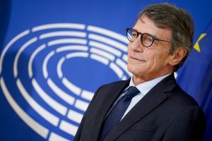 David Sassoli, presedintele Parlamentului European s-a AUTOIZOLAT LA DOMICILIU