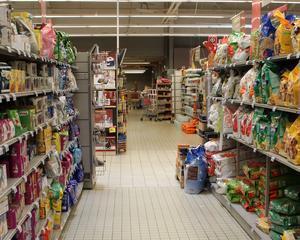 Decizie a Senatului: Marfa care expira in trei zile va avea locuri separate in magazine
