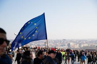 De la o suma de natiuni, Uniunea Europeana ar putea deveni un amestec straniu de nationalitati, care vor impartasi o singura valoare comuna: lupta pentru supravietuire