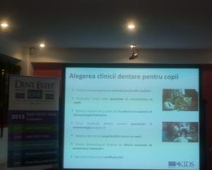 Investitie de 150.000 euro in clinica DENT ESTET 4 KIDS Timisoara