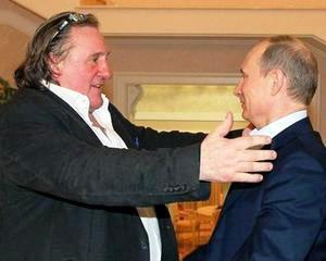 Ce fac taxele din om: Gerard Depardieu se considera rus