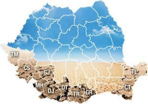 Romania, pe lista statelor UE amenintate de desertificare