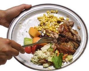 Risipa de mancare si deseurile alimentare, discutate la Palatul Parlamentului