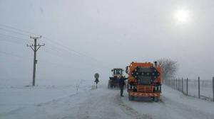 Niciun drum national nu este inchis sau restrictionat din cauza fenomenelor meteorologice