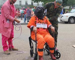 Detinut britanic despre Guantanamo: Americanii tin oameni inchisi acolo, fara o acuzatie oficiala impotriva lor