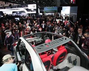 Salonul auto de la Detroit: un producator francez propune un pneu inovator