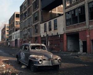 ANALIZA: Detroit, orasul masinilor care a ajuns o rabla
