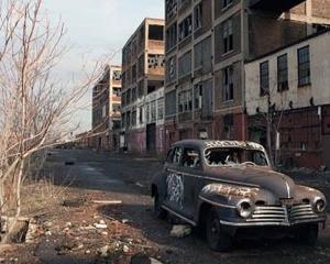 Detroit, cel mai mare oras american care intra in insolventa