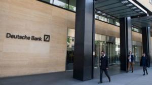 18.000 de locuri de munca vor fi desfiintate la Deutsche Bank
