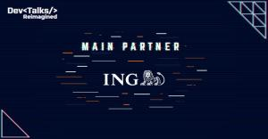 ING Bank Romania – Main Partner in cadrul DevTalks Reimagined, cel mai mare eveniment online dedicat profesionistilor IT&C din Romania