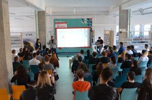 Specialisti de la London Stock Exchange Group, Ubisoft, Google si GoPro vin sa intalneasca urmatoarea generatie de profesionisti IT din Romania.