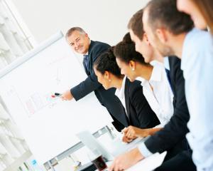 Una din cinci companii investeste in dezvoltarea personala si profesionala a salariatilor