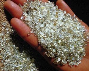 In 2019, productia de diamante va straluci la cote maxime