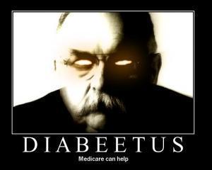 Diabetul, boala secolului 21