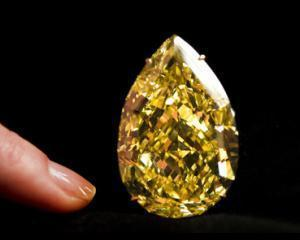 Diamant valoros, descoperit de o tanara americanca intr-un parc din SUA